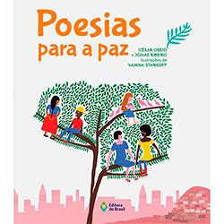 Poesias para a paz – Coautoria com Jonas Ribeiro