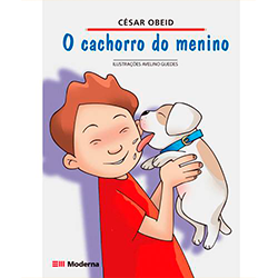 O cachorro do menino